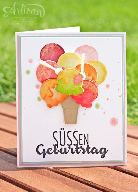 Stampin Up-Eis Eis Baby