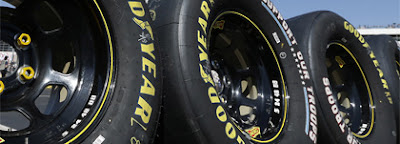 #NASCAR MENCS Tire Test Started In Las Vegas