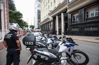 Após protesto da Guarda Municipal de Florianópolis (SC), Prefeitura nomeia novo secretário de Segurança Pública
