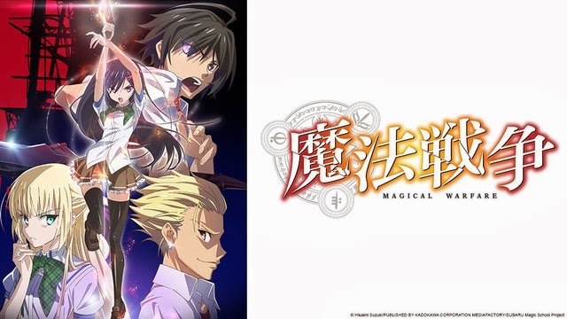 Mahou Sensou Episode 1 Subtitle Indonesia