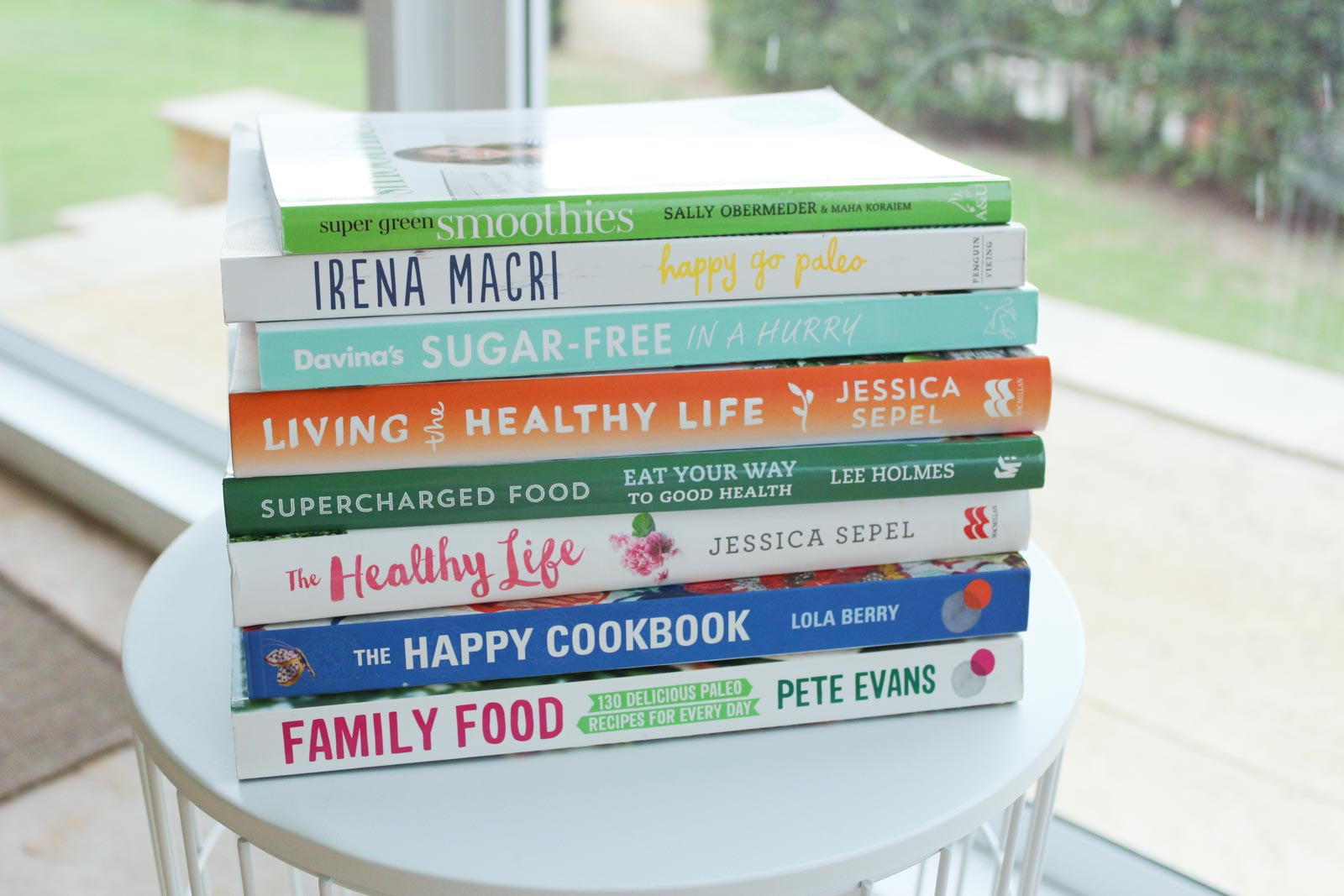 Healthy Cookbook Saviours | Cate Renée
