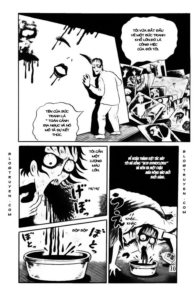 Panorama Of Hell chap 1 trang 11