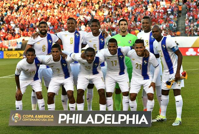 Formación de Panamá ante Chile, Copa América Centenario, 14 de junio de 2016