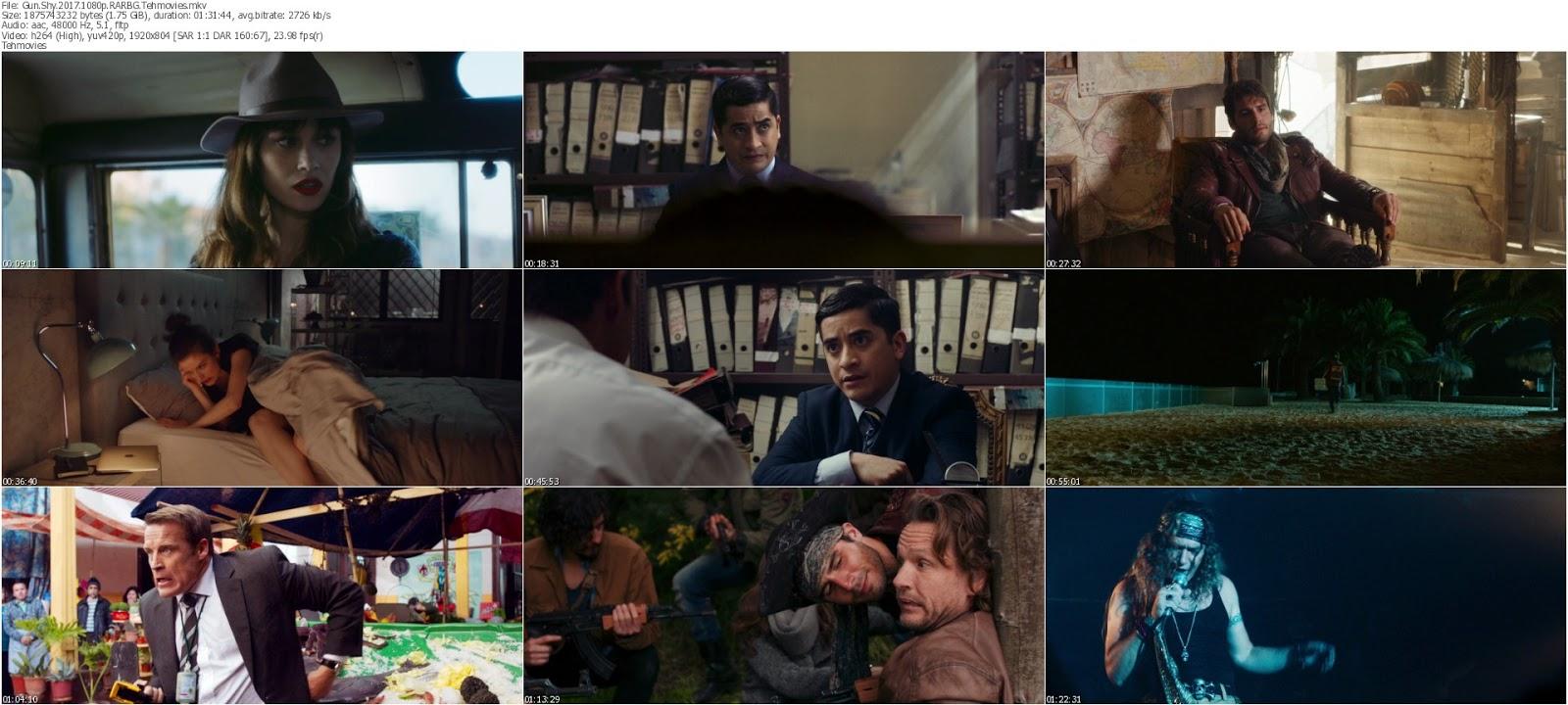 Gun Shy 2017 BluRay HD 1080p/720p-Direct Links