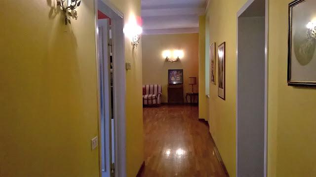 bergamo via locatelli vendita appartamento trilocale ampio