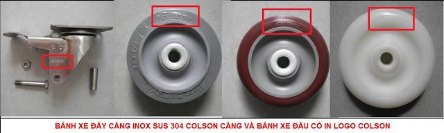 Quy định bảo hành bánh xe đẩy Colson www.banhxedayhang.net