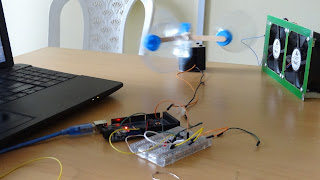 MITZ INNOVATION WIND SPEED SENSOR FOR ARDUINO  - ELECTROTZ