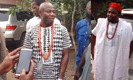 Photos: Emmanuel Amuneke Has Been Given Traditional Title In Imo State