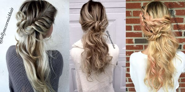 Romantic And Elegant Hairstyles By Kelly Mccormick New Jersey Usa