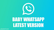 [UPDATE] Download Baby WhatsApp v6.0 Latest Version Android