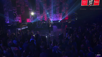 Grace - Let It Go ( James Bay #Cover )(#Live on the Honda Stage at the iHeartRadio Theater #LA )