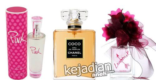 Parfum Wanita Terbaik Yang Disukai Pria Ganteng Kejadian Aneh Tapi