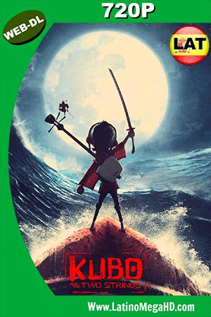 Kubo y la Búsqueda del Samurai (2016) Latino HD Web-Dl 720p ()