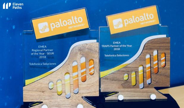 Premios Palo Alto Networks premia a Telefónica Soluciones img