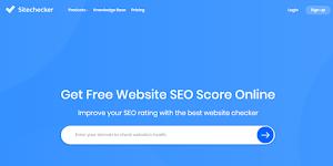 SiteChecker is one of the best SEOsitecheckup alternative tools