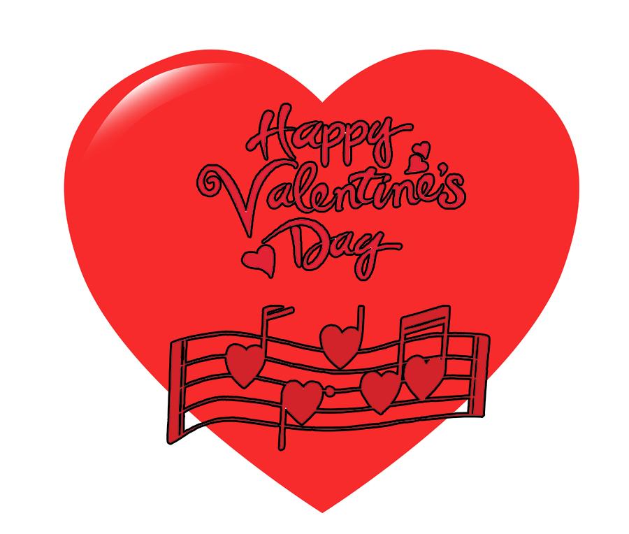 Musical Instrument Haven: Happy Valentine's Day!