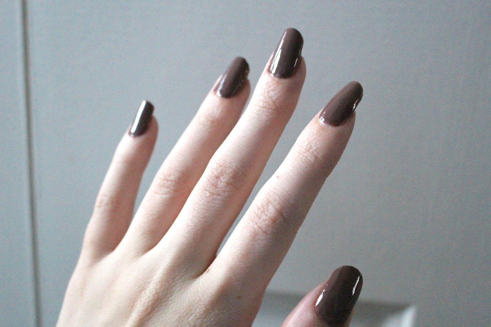 OPI Over the Taupe Blog Review