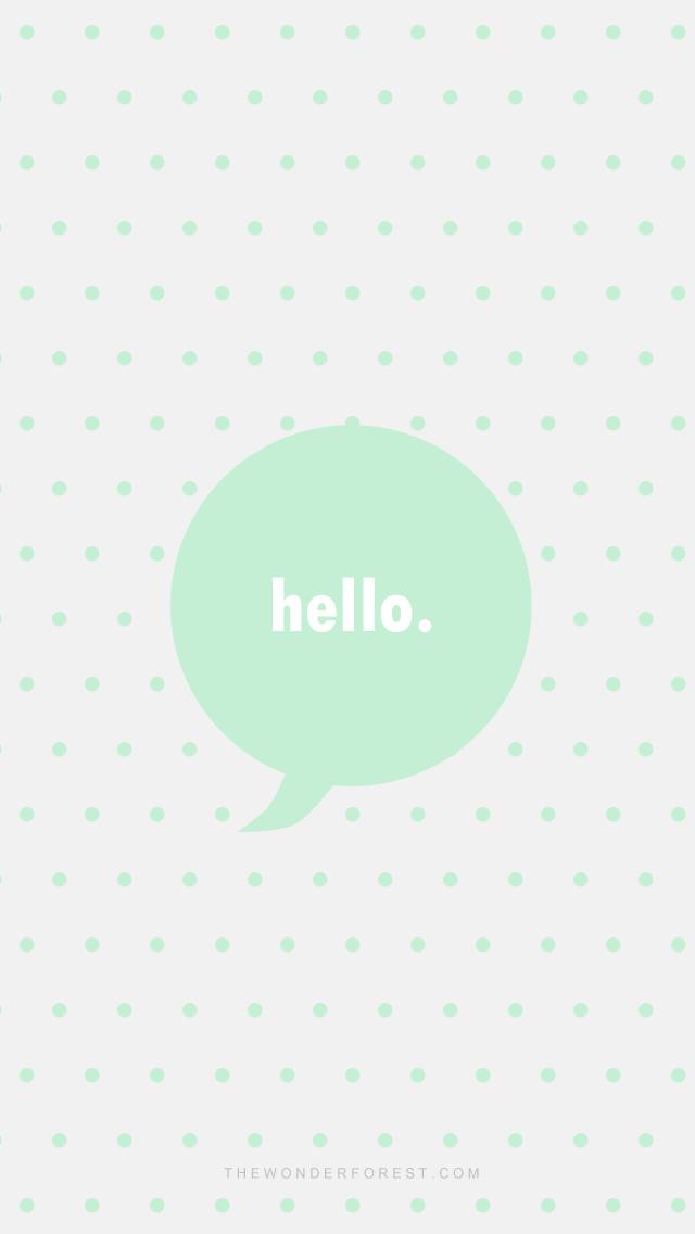 Girl Boss Wallpaper Iphone Tech Tuesday Free Sweet Little Iphone Wallpapers Wonder