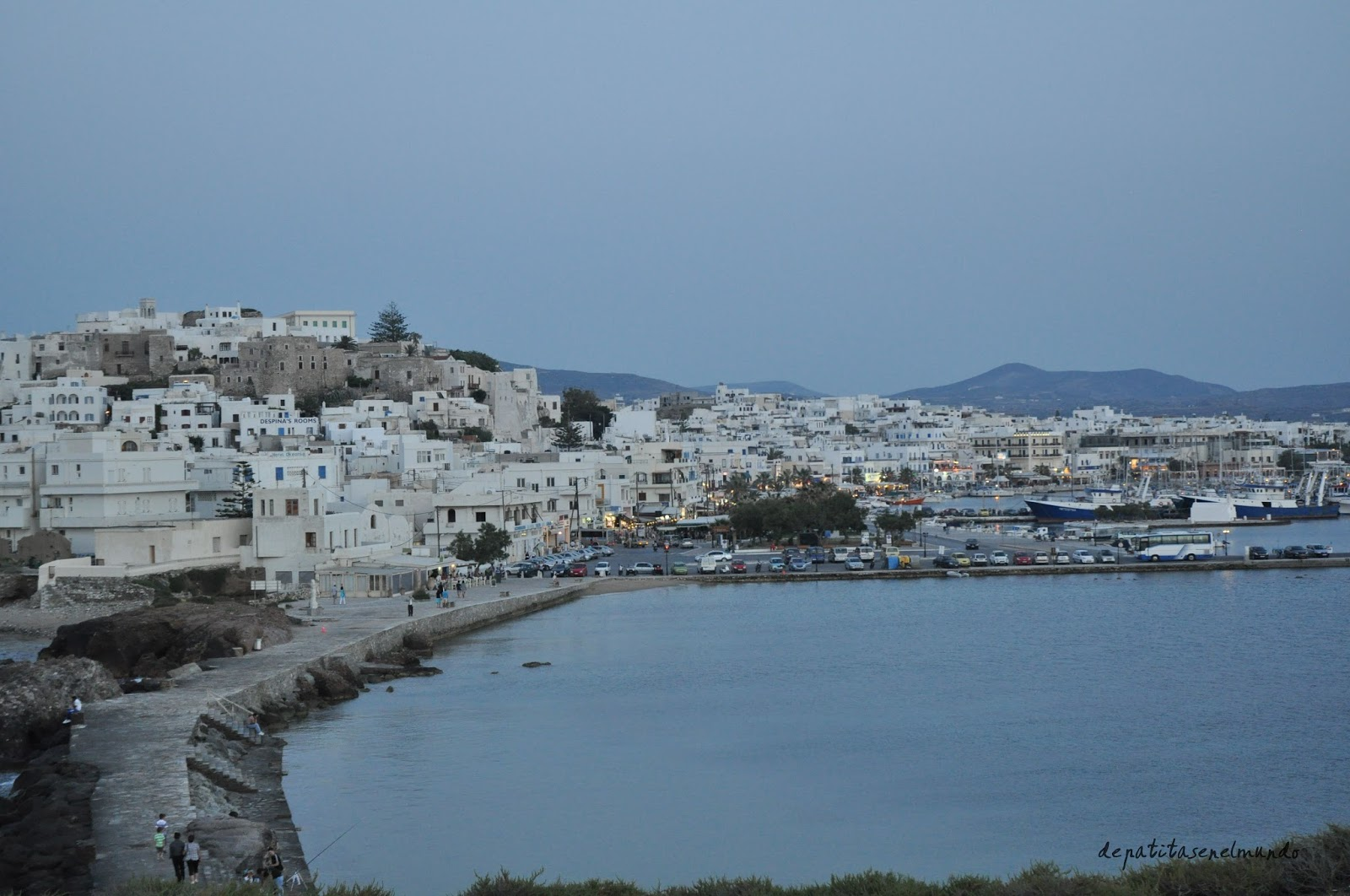 Hora en Naxos