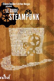 Le guide steampunk de Etienne Barillier et Arthur Morgan