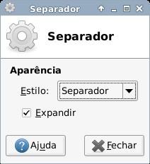 Xfce configurações simples