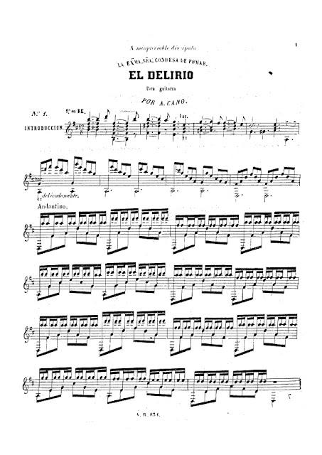 Antonio Cano - Delirio