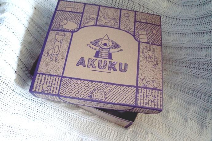 Październikowy aKukubox. Co było w pudełku?