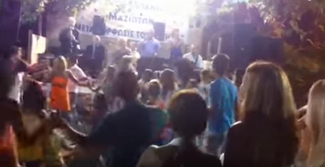 Λαϊκό παραδοσιακό γλέντι στο Μάζι Αργολίδας στις 5 Αυγούστου