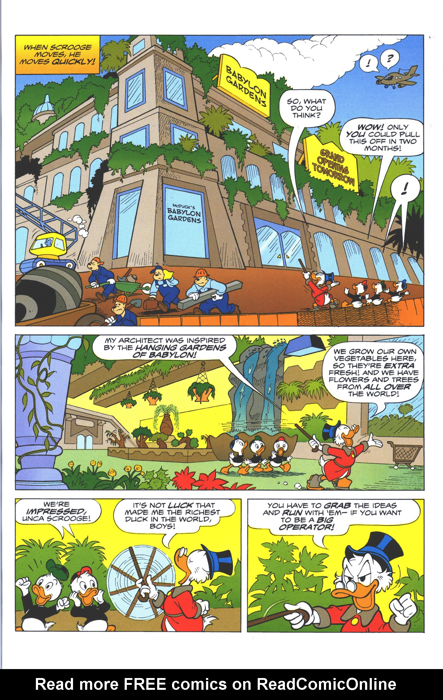 Read online Uncle Scrooge (1953) comic -  Issue #359 - 51