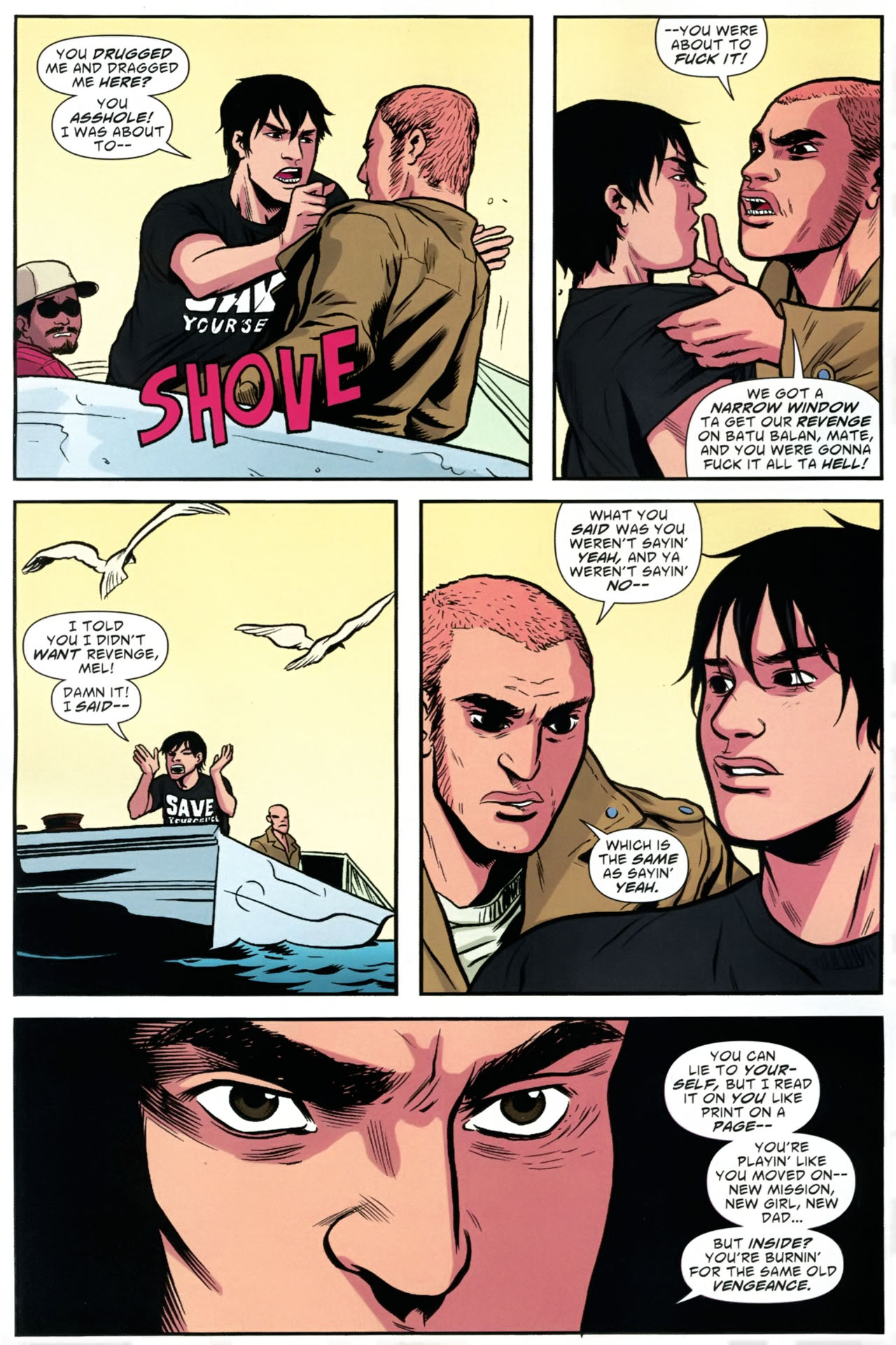 American Virgin issue 23 - Page 7