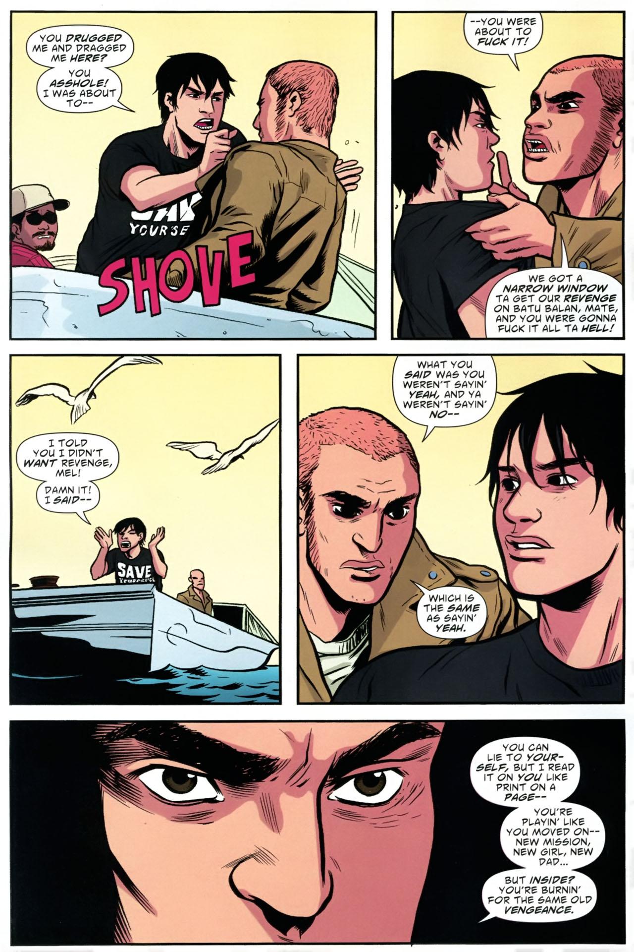 Read online American Virgin comic -  Issue #23 - 7