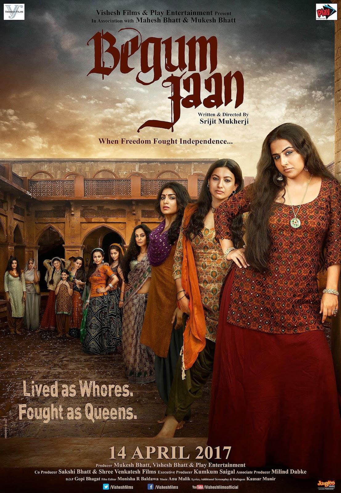 Begum Jaan Free Download