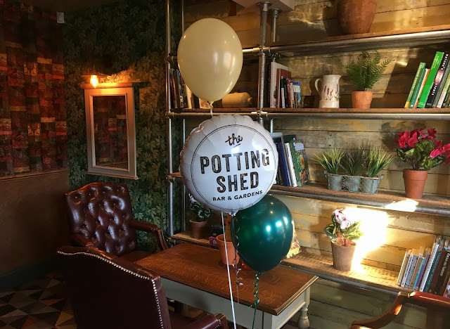 The Potting Shed Northallerton Launch Night August Bar Restaurant
