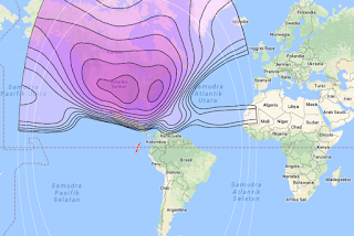 Satellite Beam Coverage Galaxy 28 89.0°W C Band