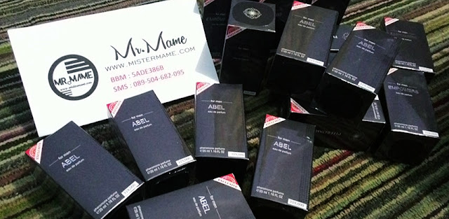 Ready Stock Parfum Abel for Men Pheromone eau de parfum