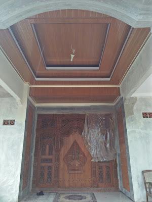 Pemasangan Plafon Pvc Shunda Rumah Bapak Jalaludin