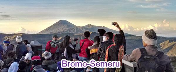Bromo-Semeru
