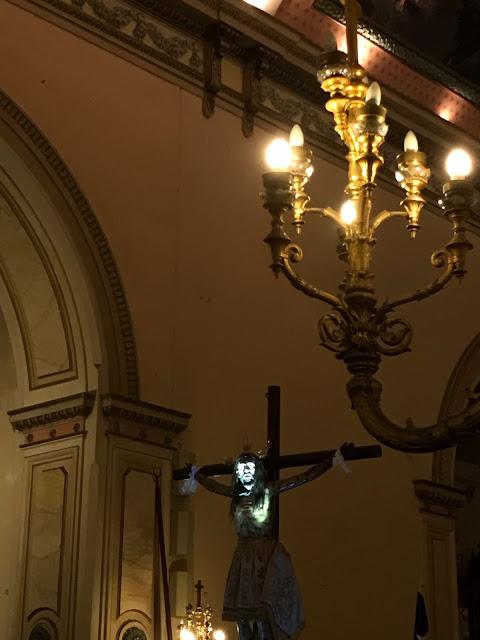 Cristo de Mayo, Santiago de Chile