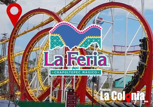 La Feria en la colonia chapultepec