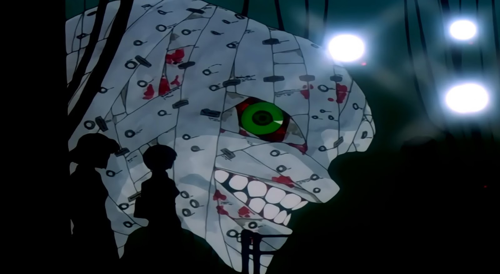 Neon Genesis Evangelion Dublado – Episódio 20