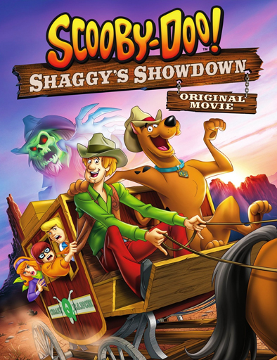 Ver Scooby-Doo! Shaggy's Showdown (2017) Online