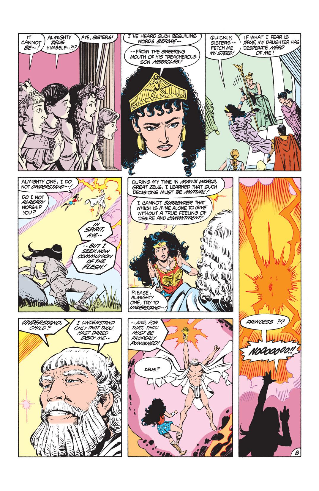 Read online Wonder Woman (1987) comic -  Issue #10 - 10