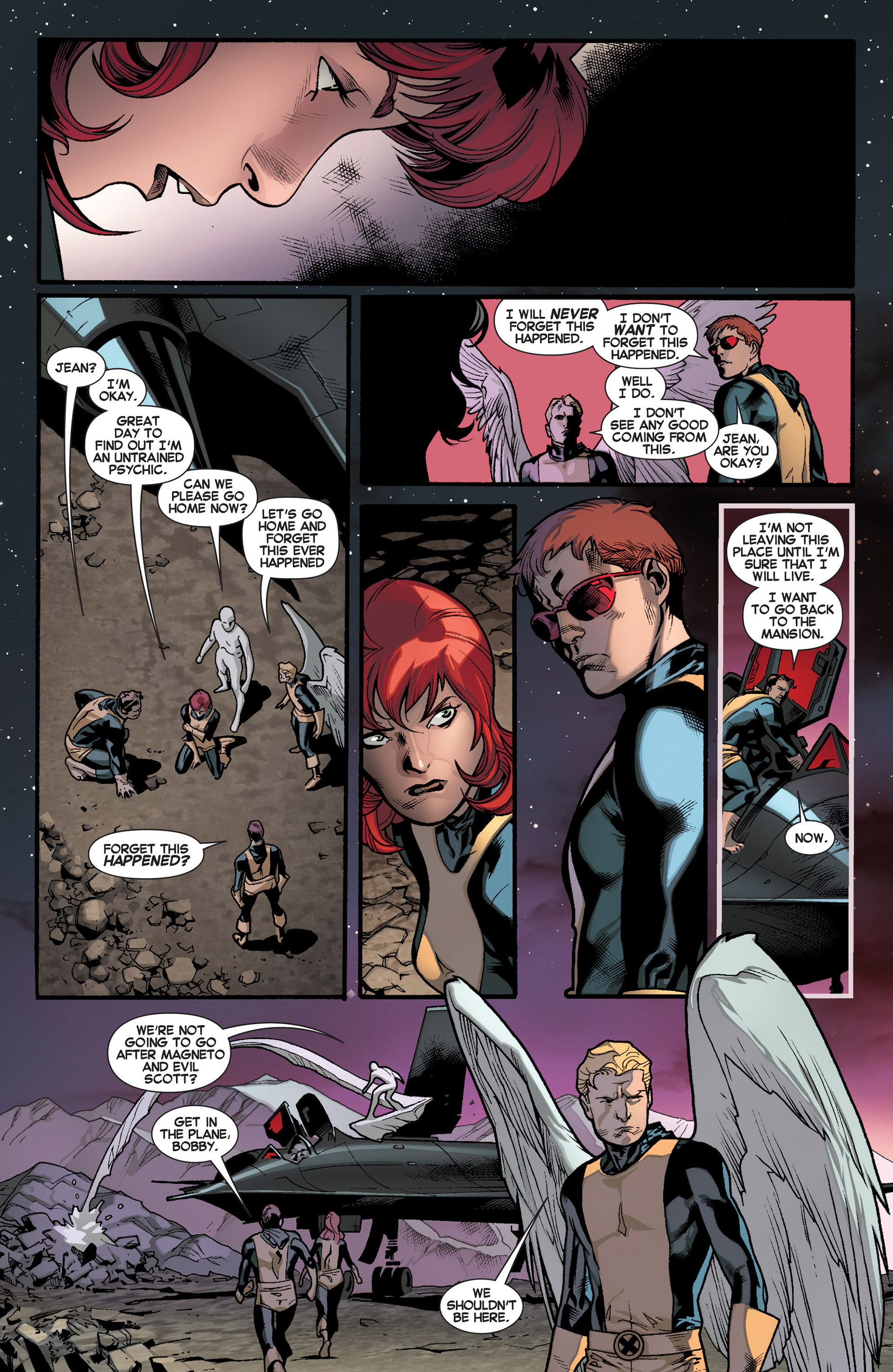Read online All-New X-Men (2013) comic -  Issue #4 - 14