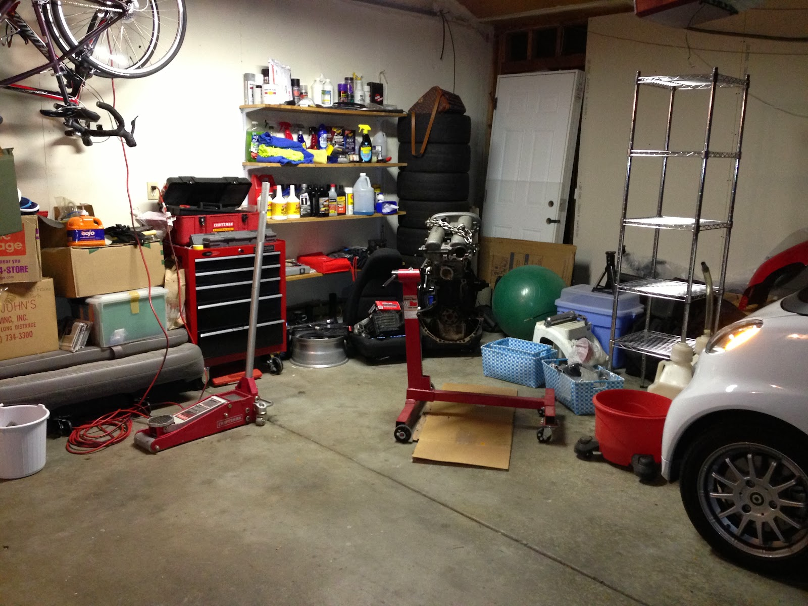 A newbie's adventures in racing: My Spec Miata 1 6 Engine Rebuild