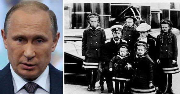 A New Dark Age Is Dawning: Vladimir Putin 'Wants' to ...