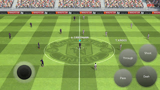PES 2019 Mobile Android New Graphics Patch Winning Eleven