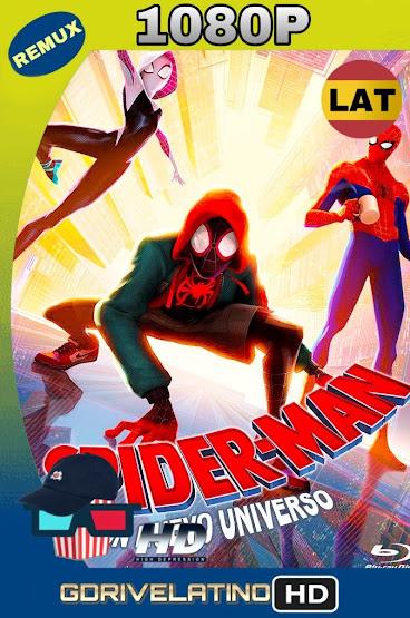 Spider-Man: Un Nuevo Universo (2018) BDRemux 1080p Latino-Ingles MKV