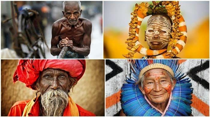 ثقافات - وجوه - ديانات - الهنود - الهنود الحمر - السكان الأصليون - فن - التصوير - أجمل الصور الفوتوغرافية في العالم