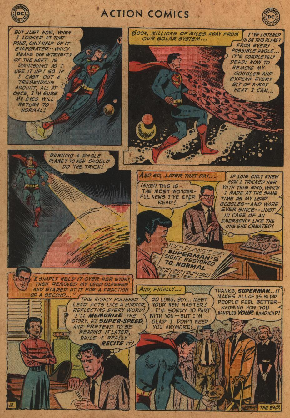 Read online Action Comics (1938) comic -  Issue #227 - 14