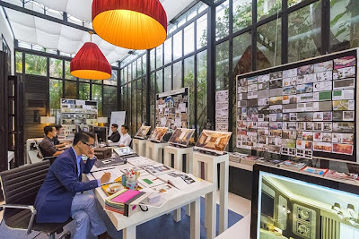 Studio – Nơi làm việc của đội ngũ kiến trúc sư